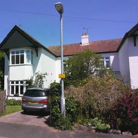 Rent this 3 bed house on Priory Avenue in South Hams TQ9 5QQ, United Kingdom