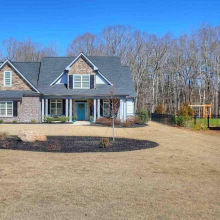 Rent this 5 bed house on Princeton Dr in Statham, GA