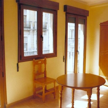 Rent this 1 bed apartment on San Eloy in Calle Reyes Católicos, 8