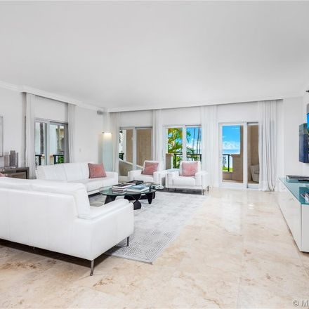 Rent this 3 bed condo on Fisher Island Dr in Miami, FL