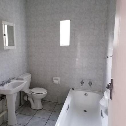 Rent this 2 bed townhouse on Bram Fischer Street in Nuwedorp, Klerksdorp