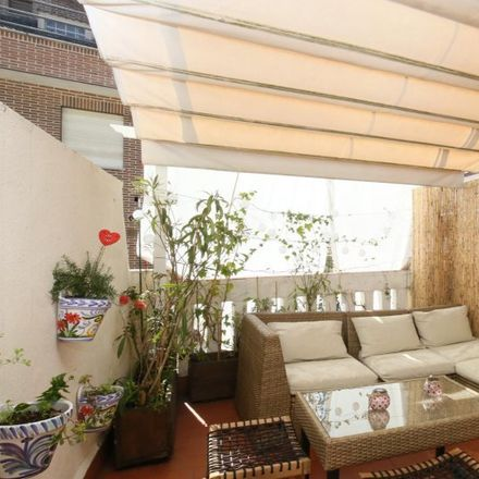 Rent this 1 bed apartment on Calle de Lérida in 28001 Madrid, Spain