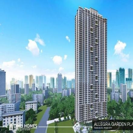 Rent this 1 bed condo on Shell in Pasig Boulevard, Pasig
