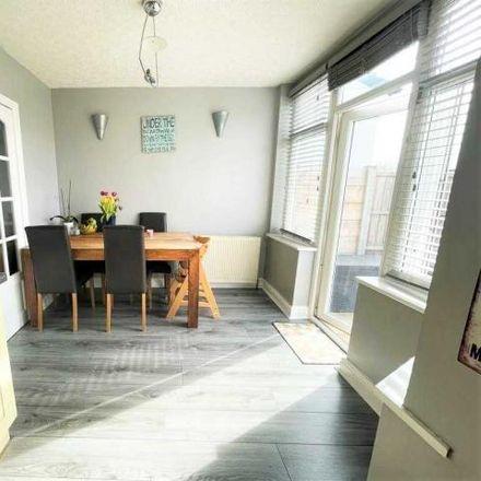 Rent this 3 bed house on 76 Gotham Road in Lyndon Green B26 1JU, United Kingdom