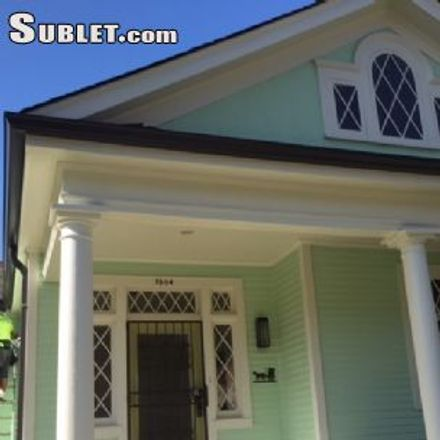 Rent this 3 bed townhouse on 926 Hillary Street in New Orleans, LA 70118