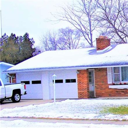Rent this 3 bed house on 3154 Church Street in Carrollton, MI 48604