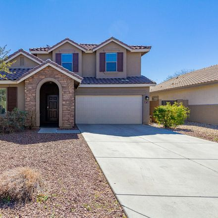 Rent this 5 bed house on 21989 West Hadley Street in Buckeye, AZ 85326