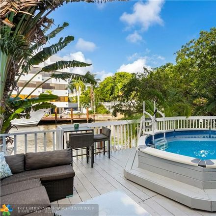 Rent this 5 bed house on 301 Isle of Capri Dr in Fort Lauderdale, FL