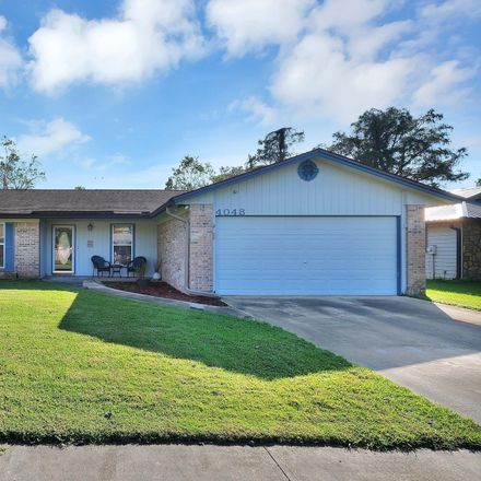 Rent this 3 bed house on 4048 Brookfield Court in Jacksonville, FL 32257
