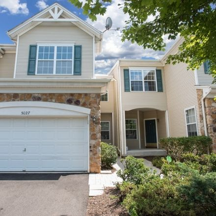 Rent this 4 bed townhouse on 3027 King Court in Green Brook Township, NJ 08812