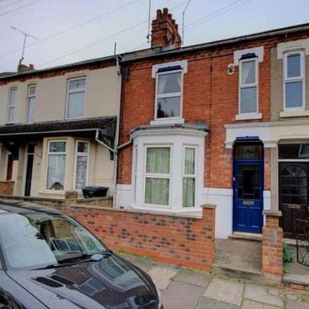 Rent this 3 bed house on Cecil Road in Northampton, NN2 6LA
