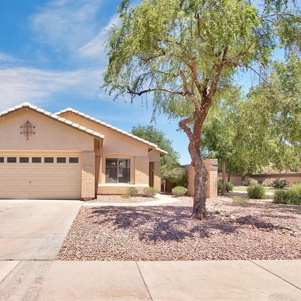 Rent this 3 bed house on West Honeysuckle Street in Litchfield Park, AZ 85340