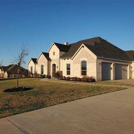 Rent this 4 bed house on Christina Ln in Haslet, TX