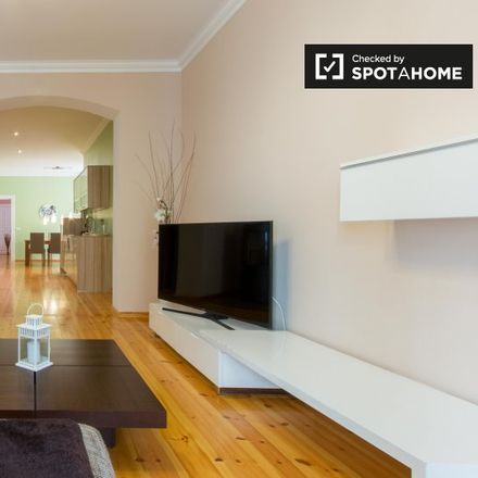 Rent this 2 bed apartment on Mühsamstraße 69 in 10249 Berlin, Germany