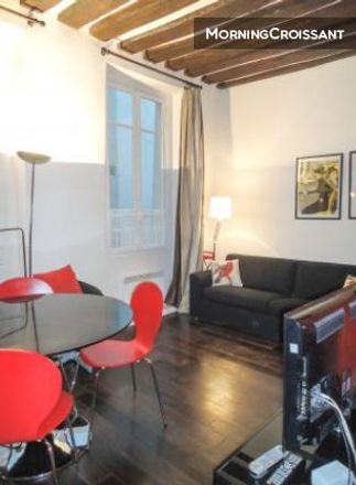 Rent this 1 bed apartment on 40 Rue des Gravilliers in 75003 Paris, France