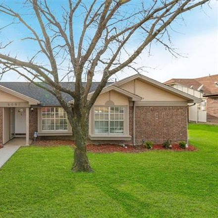 Rent this 3 bed house on 2005 High Summit Drive in Garland, TX 75041