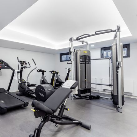 Rent this 1 bed apartment on Gutleutstraße 45 in 60329 Frankfurt am Main, Niemcy