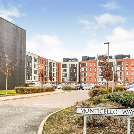 Rent this 1 bed apartment on Jefferson Way in Coventry, CV4 9WA