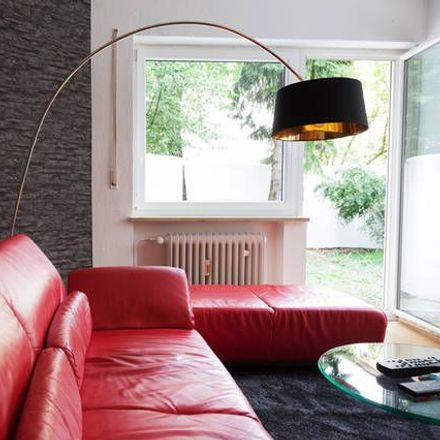 Rent this 1 bed apartment on Knöbelstraße 36 in 80538 Munich, Germany