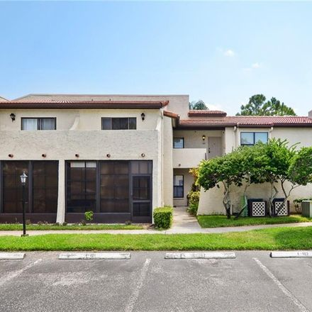 Rent this 1 bed condo on 2595 Cyprus Dr in Palm Harbor, FL