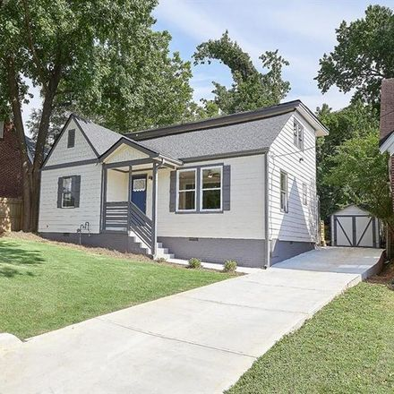 Rent this 3 bed house on 1566 Martin Luther King Jr Drive Southwest in Atlanta, GA 30314
