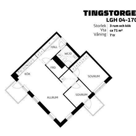 Rent this 2 bed apartment on 11 Lagmansbacken  Stockholm 145 56