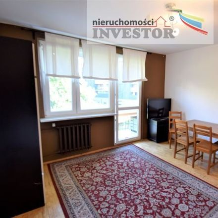 Rent this 3 bed apartment on Bieńczycka 15E in 31-860 Krakow, Poland