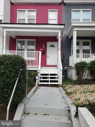 Rent this 3 bed townhouse on 1264 Neal Street Northeast in Washington, DC 20002