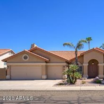 Rent this 3 bed house on 4715 East Hearn Road in Phoenix, AZ 85032