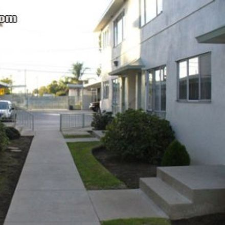 Rent this 1 bed apartment on Budlong Avenue in Gardena, CA 90247