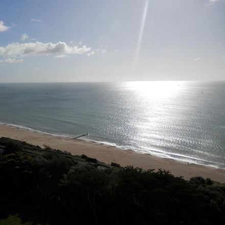 Rent this 1 bed apartment on East Overcliff Drive in Bournemouth BH1 3AF, United Kingdom