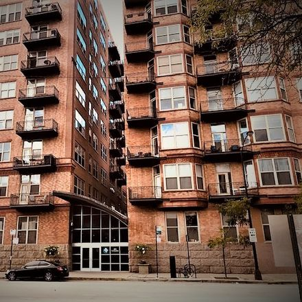 Rent this 1 bed loft on Chicago in Greektown, IL
