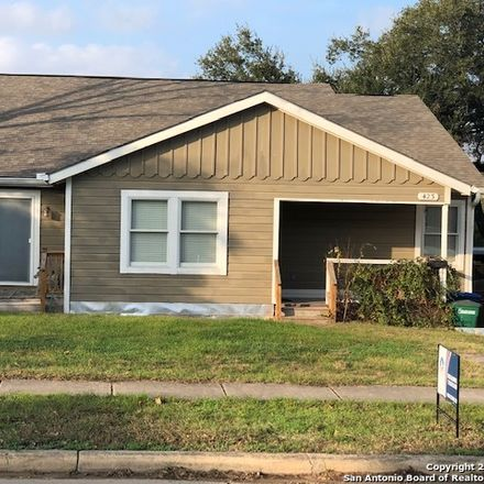Rent this 3 bed house on Natalen Avenue in San Antonio, TX 78215