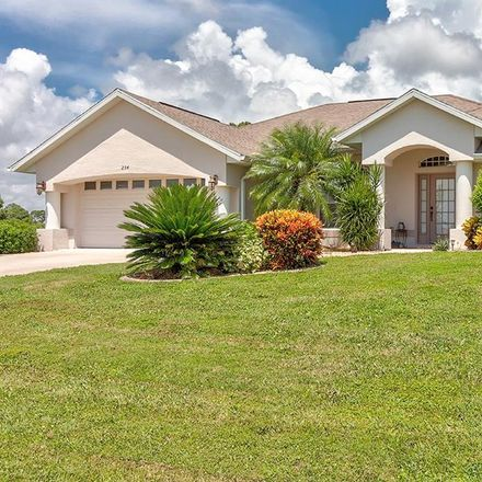 Rent this 3 bed house on Pine Valley Ln in Rotonda West, FL