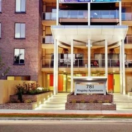 Rent this 2 bed apartment on 15/781 Whitehorse Road