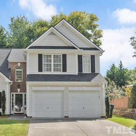 Rent this 3 bed house on Dilford Drive in Raleigh, NC 27604