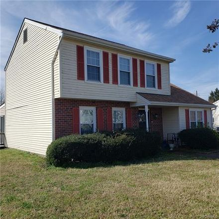 Rent this 4 bed house on Korth Ln in Richmond, VA
