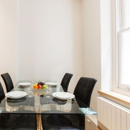 Rent this 3 bed apartment on Charlotte Street News in Charlotte Street, London W1T 4DF