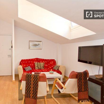 Rent this 1 bed apartment on Calle del Espíritu Santo in 6, 28004 Madrid