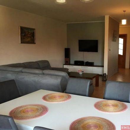 Rent this 3 bed apartment on Kolejowa 1 in 55-040 Bielany Wrocławskie, Poland