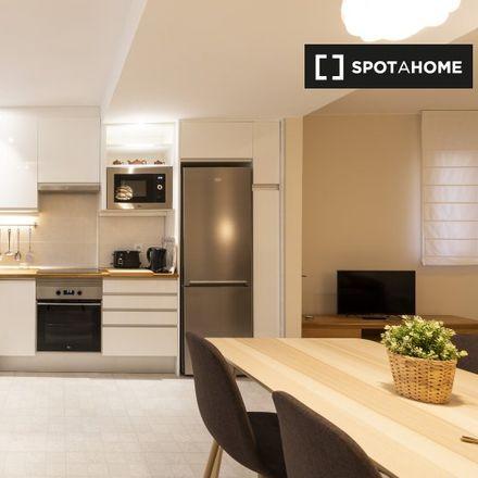 Rent this 1 bed apartment on Carrer de València in 605, 08007 Barcelona