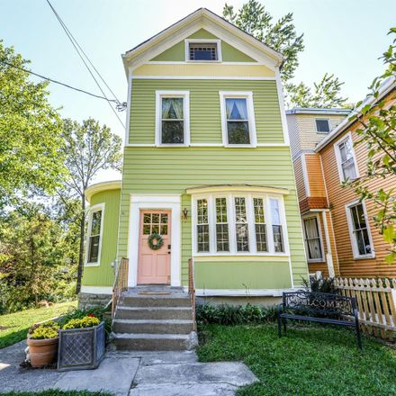 Rent this 3 bed house on 1949 Fairfax Avenue in Cincinnati, OH 45207