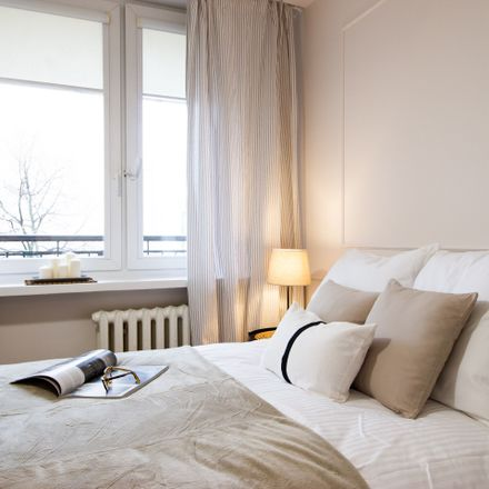 Rent this 1 bed apartment on Radna 2/4 in 00-341 Warsaw, Poland