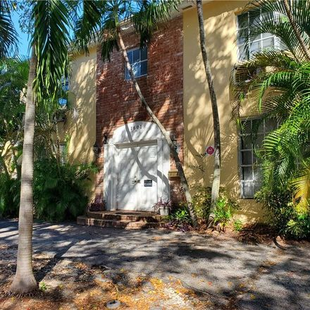 Rent this 2 bed townhouse on Northeast 1st Street in Fort Lauderdale, FL 33301