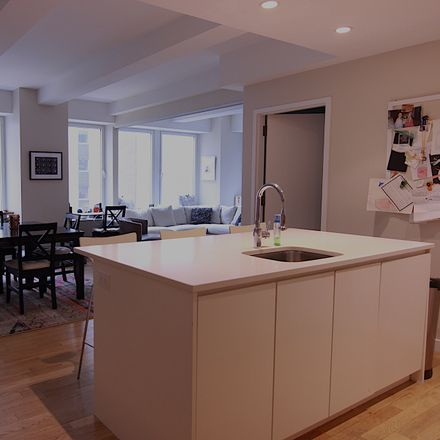 Rent this 2 bed condo on BlueSpoon Coffee Co in 90 William Street, New York