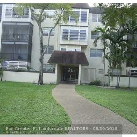 Rent this 1 bed condo on 7300 Northwest 17th Street in Plantation, FL 33313