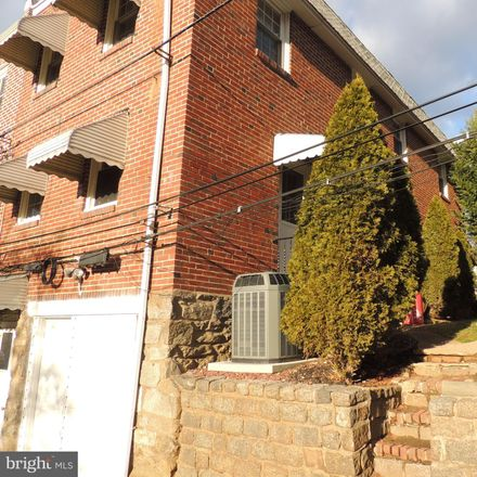 Rent this 3 bed townhouse on 436 Wilde Ave in Drexel Hill, PA