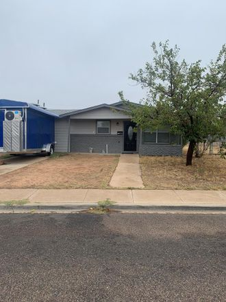 Rent this 3 bed house on 1806 Douglas Drive in Odessa, TX 79762