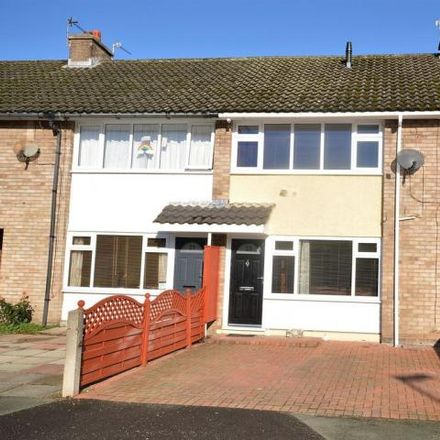 Rent this 2 bed house on Hopefield Road in Lymm WA13 9HU, United Kingdom