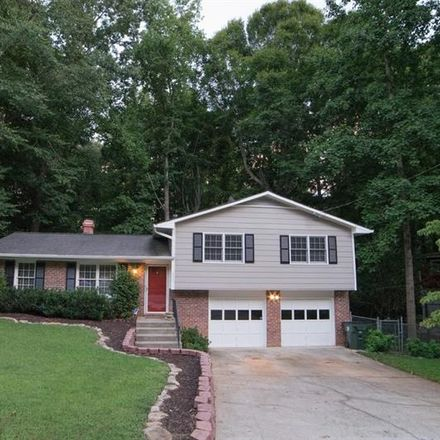 Rent this 3 bed house on 2091 Ellwyn Drive in Chamblee, GA 30341